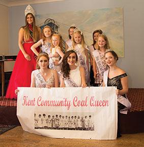 Kent Coal Queen winners 2016