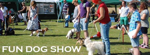 Fun Dog Show