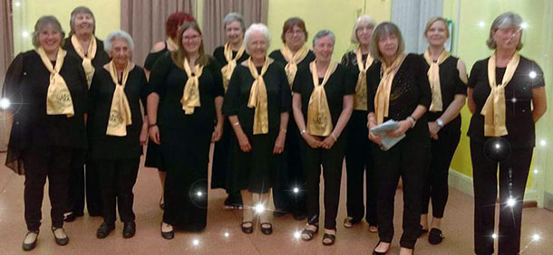 Aylesham Ladies Choir